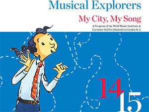 CH Musical Explorers Theme Song